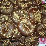 recette Bracelets au chocolat noir