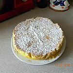 recette Gâteau magique aux pommes