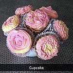 recette Cupcakes en bouquet