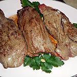 recette Steak flambé au cognac