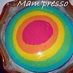 recette Gâteau arc-en-ciel