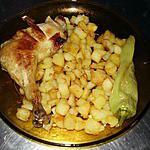 recette pommes de terre sautées au poulet