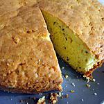 recette Gâteau aux amandes et au carvi