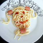 recette Mademoiselle Spaguettis