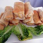 recette Bricks a la viande hachée kirri
