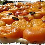 recette Ooo Tatin d'abricots en Filo ! ooO