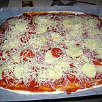 recette pizza   cathou