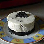 recette Bavarois Oréo façon Cheesecake