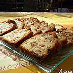 recette Cake au chèvre, lardons et tomates séchées