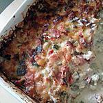 recette Petit gratin de légumes rapide