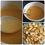 recette Velouté de butternut