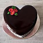 recette Gâteau St Valentin
