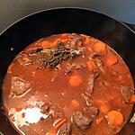 recette Boeuf carottes
