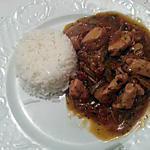 recette Wok de poulet façon asiatique