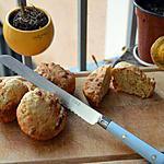 recette petits pains aux oignons