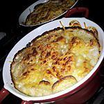 recette Gratin dauphinois au fois gras