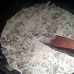 recette sauce bolognaise blanche