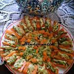 petit delice de carottes et cougettes