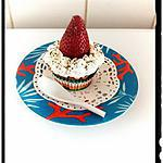recette muffins gourmand menthe-fraise miamm