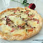 recette Tarte endive et mozzarella