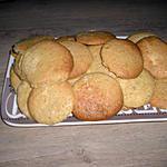 recette biscuits noisettes et crème de turon