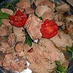 recette Gigot d agneau aux mojettes de vendée