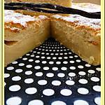 recette Gâteau magique à la vanille.