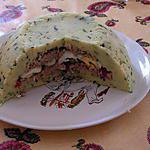 recette Gâteau de pommes de terre au thon