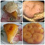 recette Gâteau aux pommes entières