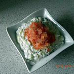 recette Mousse de concombre