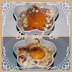 recette Oeufs cocotte au jambon sérano