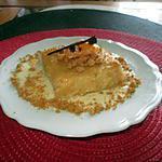 recette assiette  dessert  ,,avec     gateau  de mézieres de  mamie  nisou