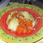 recette Fenouil braisé aux lardons