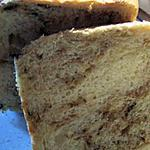 recette pain brioche aux pépites de chocolat
