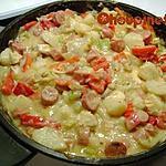 recette ~Stew à la saucisse~