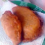 recette chausson aux pommes frit