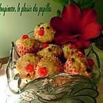 recette ~Muffins banana split~