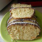 recette Cake moelleux citron