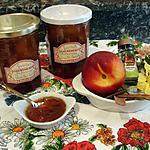 recette Confiture de Nectarines , Vanille & Canelle