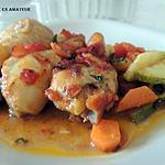 recette Pilons aux légumes