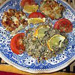 recette boulettes de poisson de souimanga et légumes secs