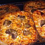 recette Tartines gratinées