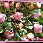 recette Petite salade fraicheur