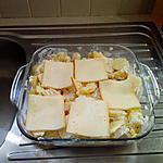 recette gratin a la raclette