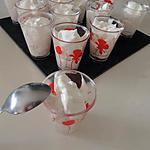 recette Mousse de mascarpone