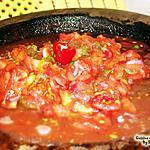 recette Rougail tomate