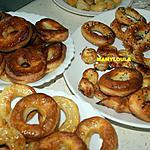 recette Mini bagels