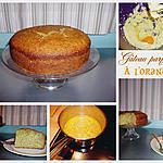 recette Gâteau parfumé à l'orange