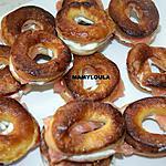 recette mini bagels au saumon fumé