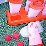 recette Glaces aux fraises tagada